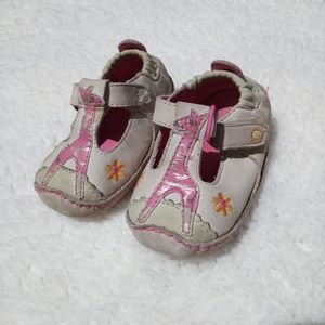 4/$20🎀 Stride Rite toddler leather shoes size 1